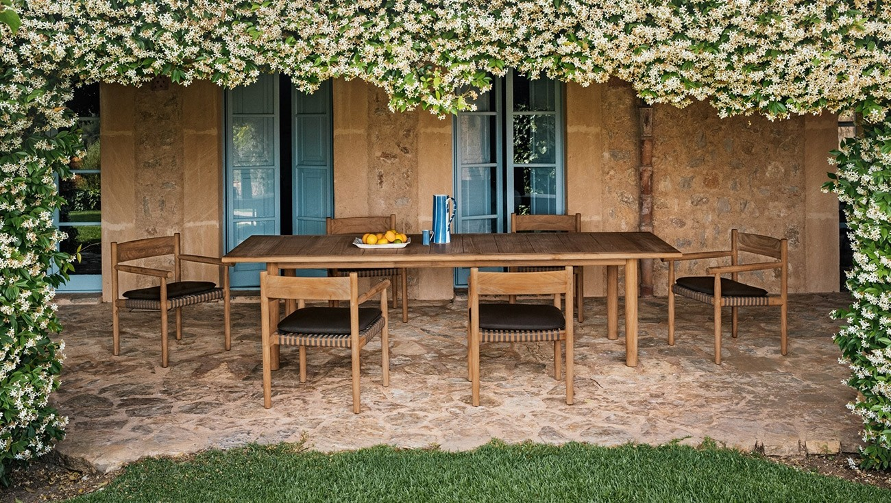 Dedon for Dedon outdoor furniture