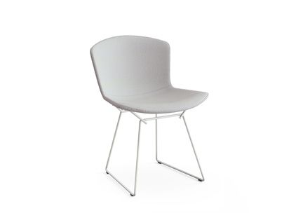 Bertoia Side Chair with cover