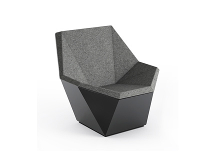 Washington Prism Lounge Chair