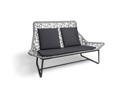 Maia two seater sofa