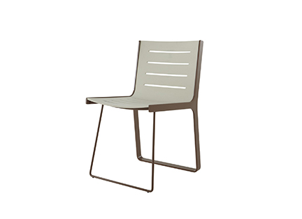 Aluchair dining chair