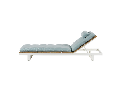 PURE sunlounger 200 cushion