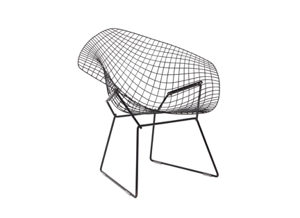 Harry Bertoia diamond collection chair