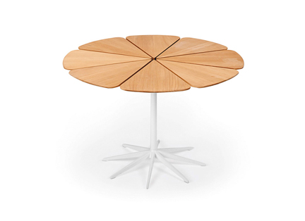 schultz petal dining table